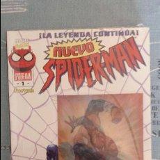 Cómics: SPIDERMAN LA LEYENDA CONTINUA Nº1 CON HOLOGRAMA. Lote 60512211
