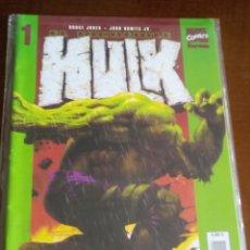 Cómics: HULK N-1 Y 2. Lote 60517507