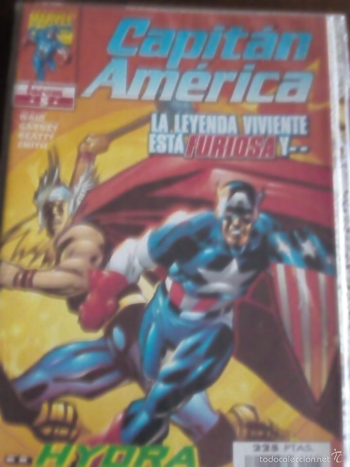 Cómics: capitan america n-1 al 27 COMPLETA - Foto 6 - 60535115