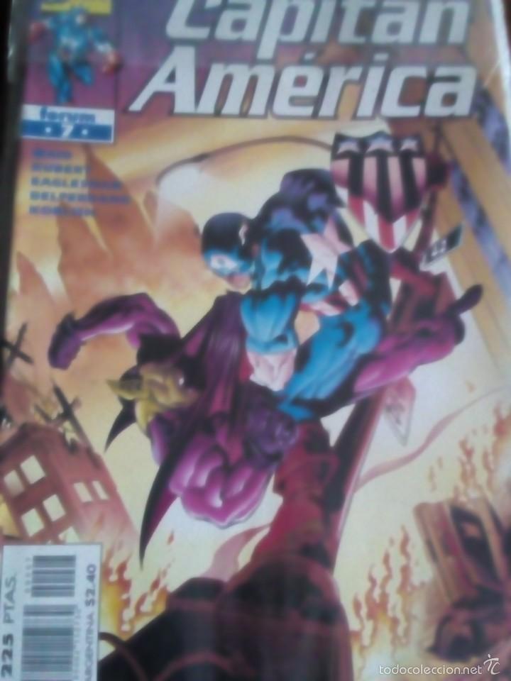 Cómics: capitan america n-1 al 27 COMPLETA - Foto 7 - 60535115