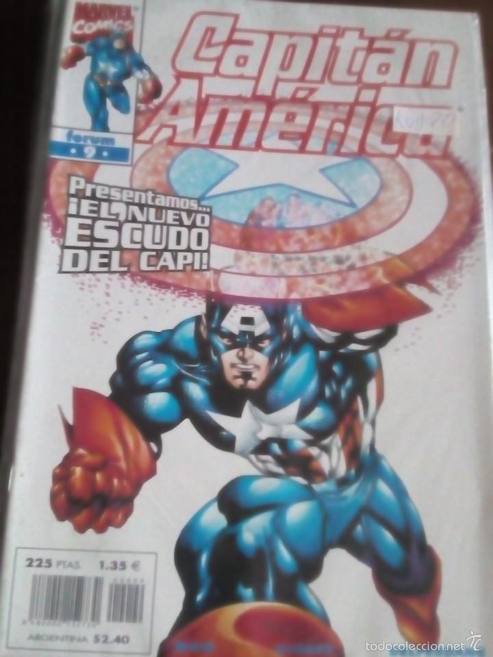 Cómics: capitan america n-1 al 27 COMPLETA - Foto 9 - 60535115