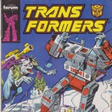 Cómics: TRANSFORMERS Nº 51 - FORUM. Lote 60535503