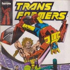 Cómics: TRANSFORMERS Nº 54 - FORUM. Lote 60535767