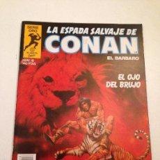 Cómics: LA ESPADA SALVAJE DE CONAN EL BARBARO Nº 18. ¡CON LA CARTA DE REGALO! 1ª EDICION. PLANETA 1983. Lote 60618555