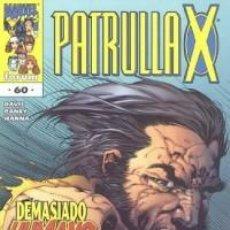 Cómics: PATRULLA-X VOL. 2 Nº 60 - FORUM - IMPECABLE. Lote 60714407