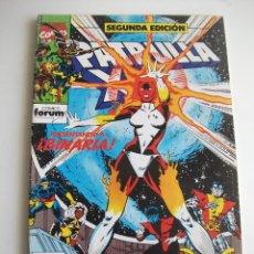 Cómics: LA PATRULLA X 2º EDICION Nº 19 FORUM C9A. Lote 60729955