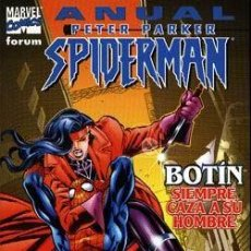 Cómics: PETER PARKER SPIDER-MAN ANUAL 2001 - FORUM - IMPECABLE. Lote 60761335