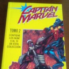 Cómics: CAPITAN MARVEL TOMO 2. Lote 60770843