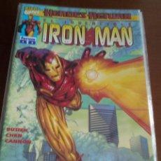 Cómics: IRON MAN VOL 4 N-1 AL 25. Lote 60785875