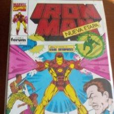 Cómics: IRON MAN VOL.2 N-1 AL15 COMPLETA. Lote 60787499