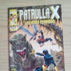Cómics: PATRULLA X LOS AÑOS PERDIDOS 2. Lote 60789243