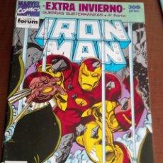 Cómics: IRON MAN EXTRA INVIERNO. Lote 60791779