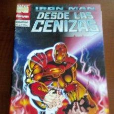Cómics: IRON MAN DESDE LAS CENIZAS N-1 DE 8. Lote 60793547
