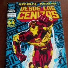 Cómics: IRON MAN DESDE LAS CENIZAS N-5 DE 8. Lote 60793991