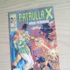 Cómics: PATRULLA X LOS AÑOS PERDIDOS 4. Lote 60833207
