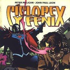 Cómics: CICLOPE Y FENIX: EL ORIGEN DE MISTER SINIESTRO: FORUM. Lote 61005955