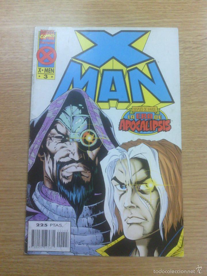 X-MAN VOL 1 #3 (Tebeos y Comics - Forum - Otros Forum)