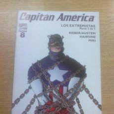 Cómics: CAPITAN AMERICA VOL 5 #8. Lote 61031783