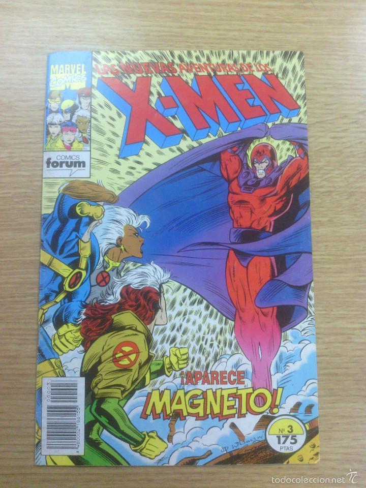 NUEVAS AVENTURAS DE LOS X-MEN #3 (Tebeos y Comics - Forum - X-Men)