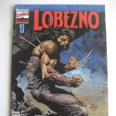 Comics : LOBEZNO VOL III Nº 1 FORUM C9A. Lote 61098019
