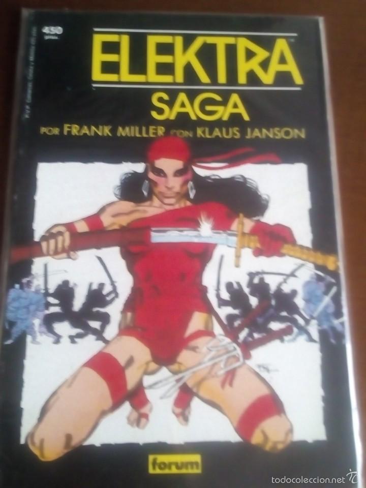 ELECTRA SAGA N-4 COLECCION PRESTIGIO (Tebeos y Comics - Forum - Prestiges y Tomos)