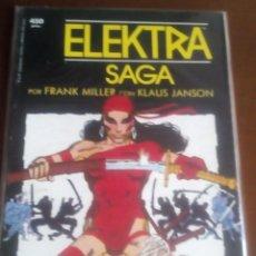Cómics: ELECTRA SAGA N-4 COLECCION PRESTIGIO. Lote 61116419