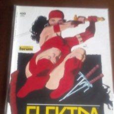 Cómics: ELECTRA SAGA N-6 COLECCION PRESTIGIO. Lote 61116495