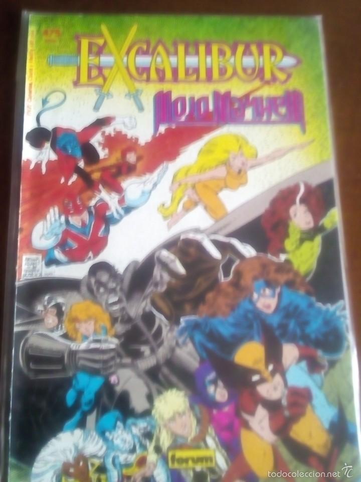 EXCALIBUR MOJO MAYHEM COLECCION PRESTIGIO N-8 (Tebeos y Comics - Forum - Prestiges y Tomos)