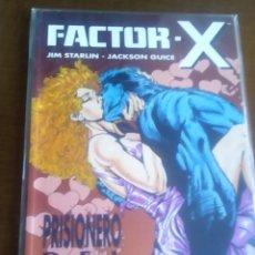 Cómics: FACTOR X N-22 PRISIONERO DEL AMOR COLECCION PRESTIGIO. Lote 61117447