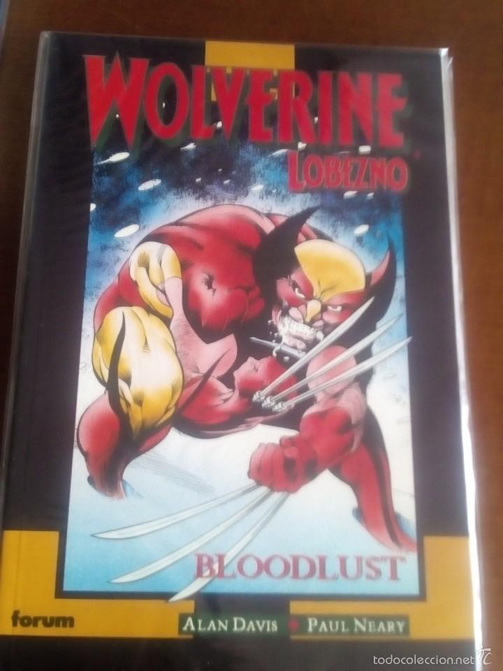 WOLVERINE N-24 COLECCION PRESTIGIO (Tebeos y Comics - Forum - Prestiges y Tomos)