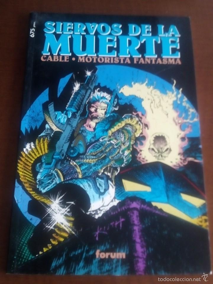 CABLE-MOTORISTA FANTASMA N-63- PRESTIGIO (Tebeos y Comics - Forum - Prestiges y Tomos)