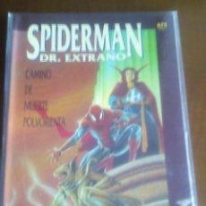 Cómics: SPIDERMAN DR EXTRAÑO N-61 PRESTIGIO. Lote 61119159
