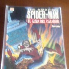 Cómics: SPIDERMAN EL ALMA DEL CAZADOR N-57 PRESTIGIO. Lote 61119291