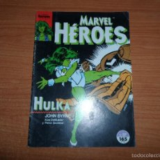 Cómics: MARVEL HEROES Nº 37 FORUM . Lote 61134543