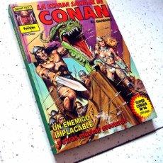 Cómics: LA ESPADA SALVAJE DE CONAN . SUPER CONAN Nº 16 . FORUM 1982 , TAPA DURA. Lote 61172279