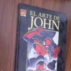 Fumetti: EL ARTE DE JOHN ROMITA. TAPA DURA. BUEN ESTADO. . Lote 61184631