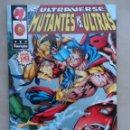 Cómics: ULTRAVERSE: MUTANTES VS ULTRAS - POSIBLE ENVÍO GRATIS - FORUM - GERARD JONES & KEVIN WEST (X-MEN). Lote 61193983