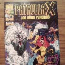 Cómics: PATRULLA X LOS AÑOS PERDIDOS 16. Lote 61204131