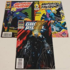 Cómics: MOTORISTA FANTASMA, Nº 1. GHOST RIDER 2099. 3 COMICS MARVEL. FORUM. Lote 61209819