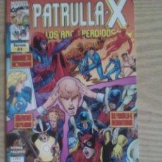 Cómics: PATRULLA X LOS AÑOS PERDIDOS 21. Lote 61274319