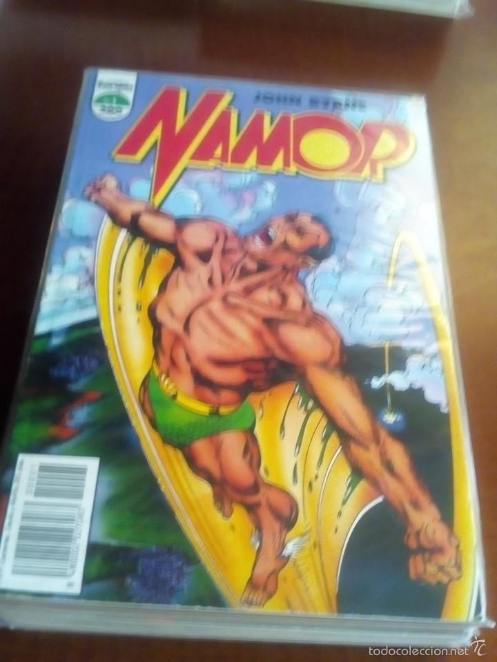 NAMOR COLECCION COMPLETA N-1 AL14 PRESTIGIOS (Tebeos y Comics - Forum - Prestiges y Tomos)