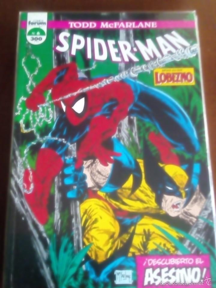 Cómics: SPIDER-MAN N-1 AL12 COLECCION COMPLETA TODD MACFARLANE - Foto 6 - 61282619
