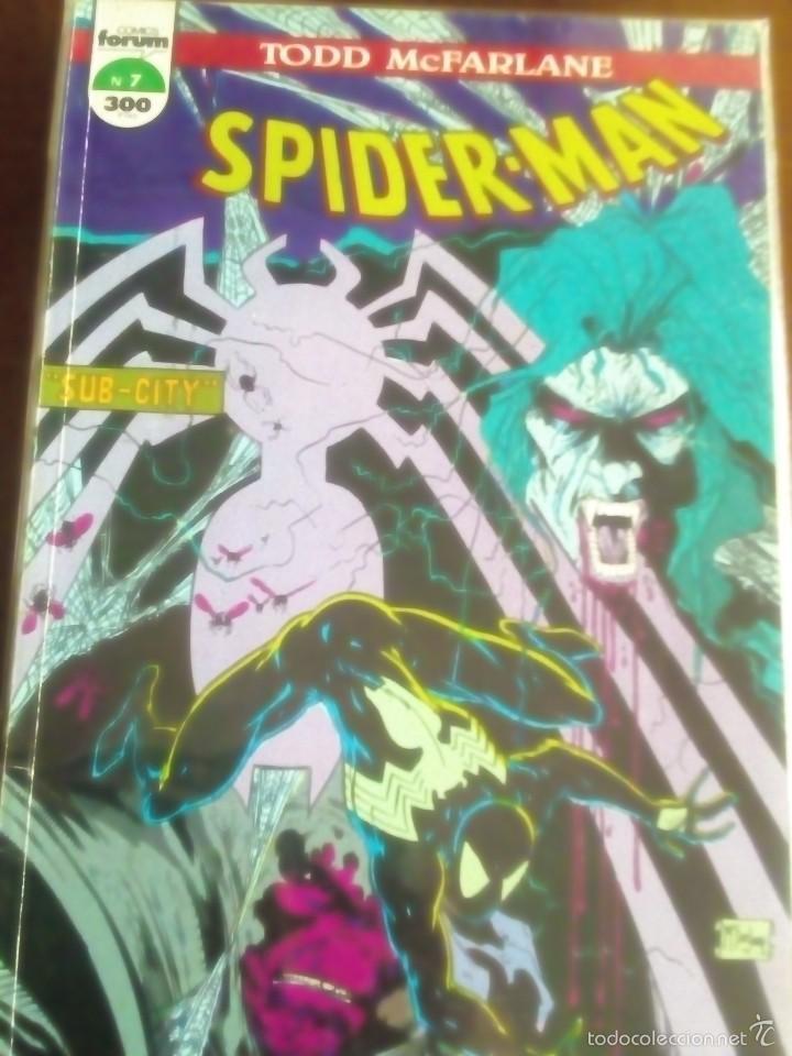 Cómics: SPIDER-MAN N-1 AL12 COLECCION COMPLETA TODD MACFARLANE - Foto 7 - 61282619