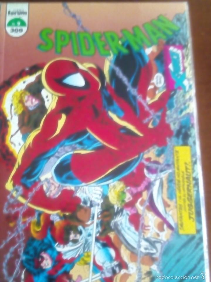 Cómics: SPIDER-MAN N-1 AL12 COLECCION COMPLETA TODD MACFARLANE - Foto 9 - 61282619