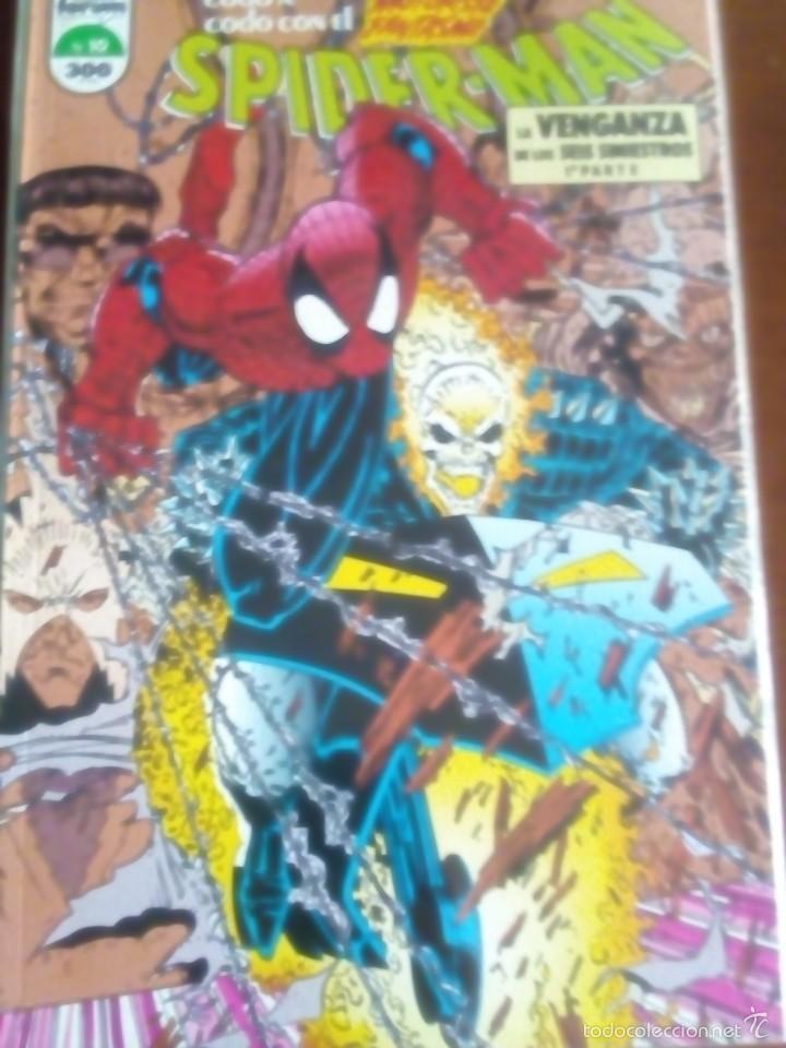 Cómics: SPIDER-MAN N-1 AL12 COLECCION COMPLETA TODD MACFARLANE - Foto 10 - 61282619
