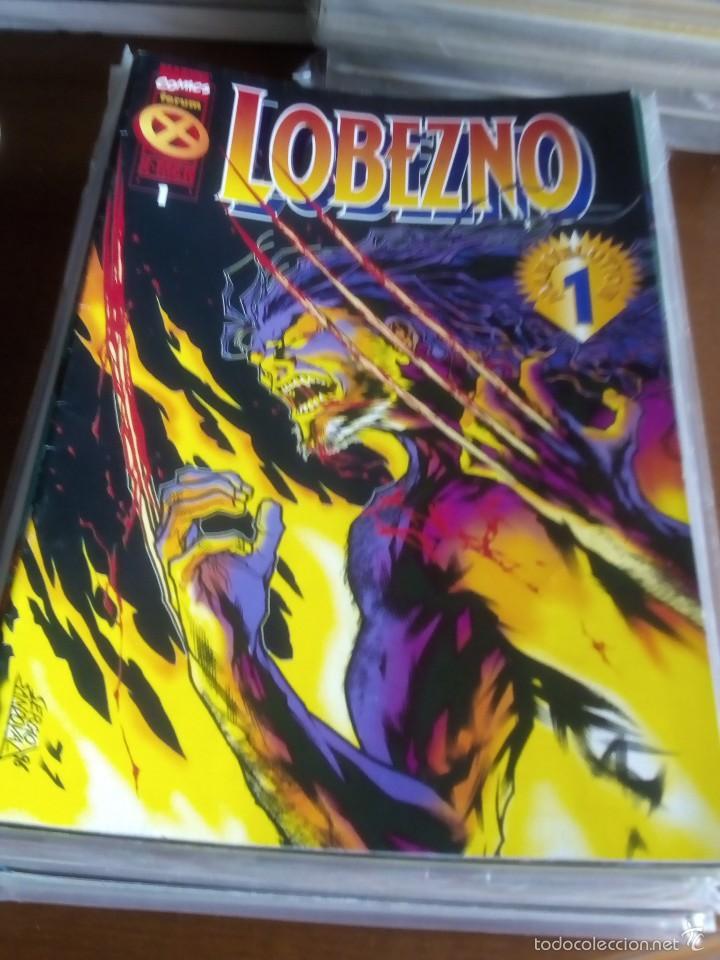 LOBEZNO VOL2 N-1 AÑO 1996 COMO NUEVO (Tebeos y Comics - Forum - X-Men)