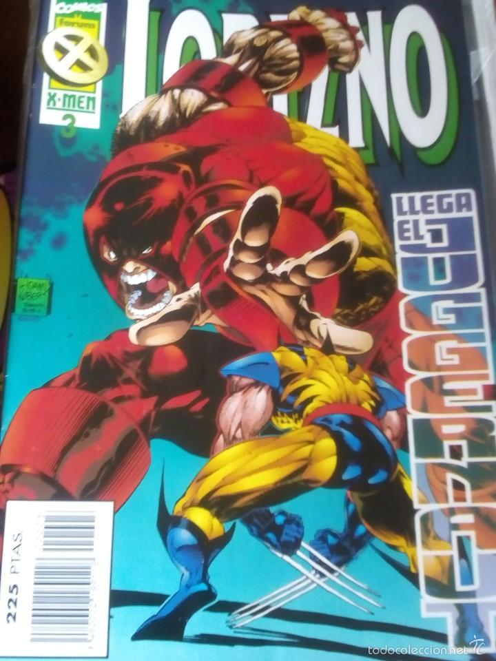 LOBEZNO N-3 VOL.2 COMO NUEVO (Tebeos y Comics - Forum - X-Men)