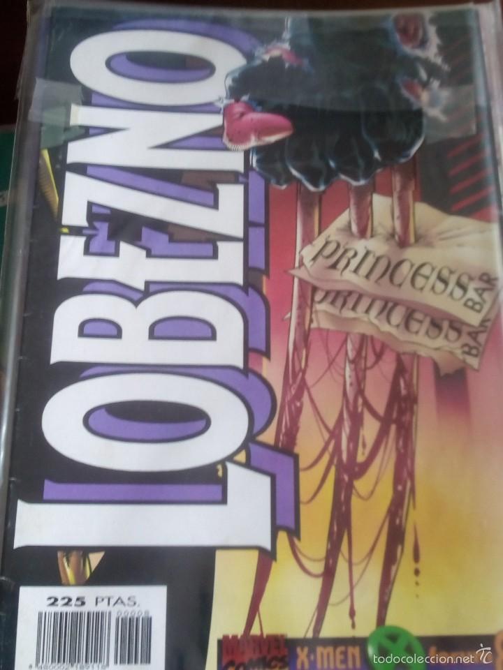 LOBEZNO N-8 VOL.2 COMO NUEVO (Tebeos y Comics - Forum - X-Men)