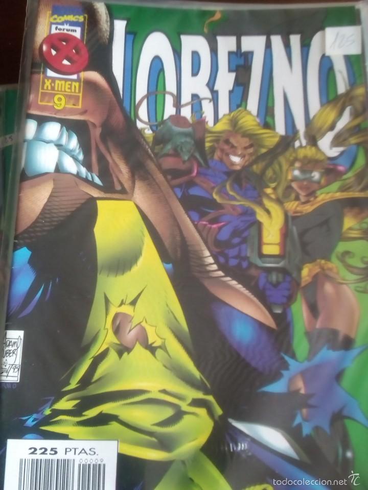 LOBEZNO N-9 VOL.2 COMO NUEVO (Tebeos y Comics - Forum - X-Men)