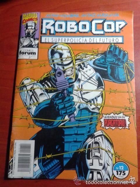 ROBOCOP. Nº 12 (Tebeos y Comics - Otros Forum)